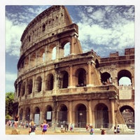 Photo taken at Colosseum by Sergey K. on 7/29/2013
