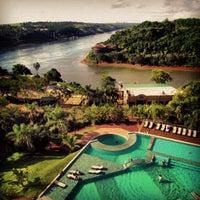Photo taken at Amerian Portal Del Iguazu Hotel by Celina O. on 12/10/2012