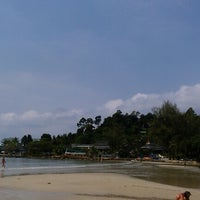 Photo taken at Coconut Beach Resort Koh Chang by Anna V. on 2/19/2013