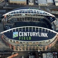 Photo taken at CenturyLink Field by Dave W. on 9/16/2013