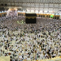 Photo taken at Al Masjid Al Haram by Abdulrahman on 2/27/2013