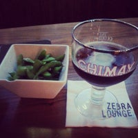 Photo taken at Zebra Lounge by Janice C. on 11/24/2014