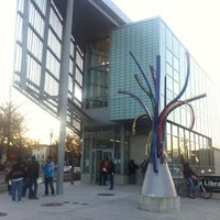 Photo taken at DC Public Library - Watha T. Daniel/Shaw by Armie on 11/29/2012