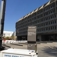 Photo taken at U.S. Department of Health and Human Services (HHS) by Armie on 4/13/2013