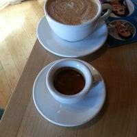 Photo taken at Primavera Coffee Roasters by David M. on 11/20/2012