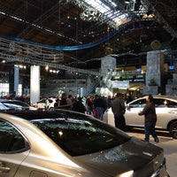 Photo taken at Mercedes-Benz At Philly Auto Show by Irina S. on 2/7/2015