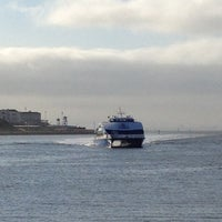 Photo taken at Golden Gate Larkspur Ferry Terminal by Chris N. on 6/3/2013