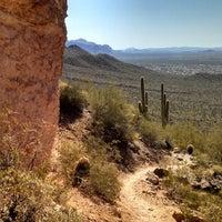 Photo taken at Pass Mountain Trail by Ken F. on 4/6/2014