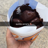 Photo taken at Auntie Anne's by ㅤ on 9/13/2016