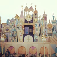 Photo taken at It's a Small World by Roslyn K. on 4/1/2013