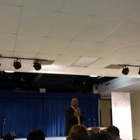 Photo taken at Word Of Faith International Christian Center by Kiesha S. on 10/4/2014