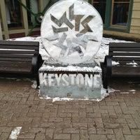 Photo taken at Keystone Resort by Rich W. on 2/8/2013