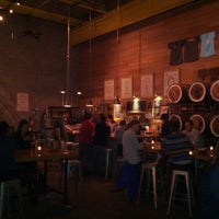 Photo taken at SingleCut Beersmiths by Patrick H. on 6/8/2013