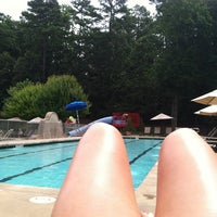 Photo taken at Cherokee Town and Country Club- Country Club by Tess S. on 8/3/2013
