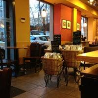 Photo taken at Starbucks Coffee by Mendi on 3/11/2013