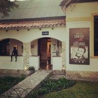 Photo taken at Museo Casa de Ernesto Che Guevara by Alex B. on 1/26/2013