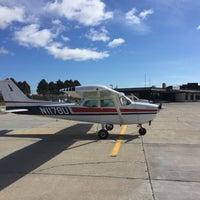 Photo taken at Wittman Regional Airport (OSH) by Shane B. on 3/20/2016