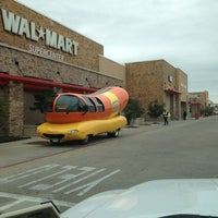 Photo taken at Walmart Supercenter by Frank S. on 3/21/2013