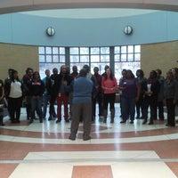 Photo taken at Carmichael Student Center by Joseph M. on 2/7/2013