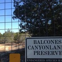 Photo taken at Balcones Canyonlands Preserve by Korye L. on 11/25/2012