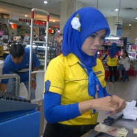 Photo taken at Hypermart by Bucil U. on 1/19/2013
