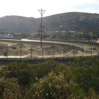 Photo taken at Barona Speedway & Dragstrip by Nanc D. on 6/22/2014