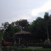 Photo taken at Kireethara Boutique Resort by ChiangMai V. on 5/4/2014