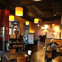 Photo taken at Kaldi's Coffee House by Chris R. on 2/16/2013