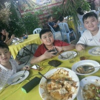 Photo taken at Lucky Sin Restaurant by Kane C. on 10/3/2016