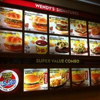 Photo taken at Wendy's by Redza I. on 2/17/2013