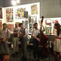 Photo taken at Inside Out Gallery by Andrew M. on 8/17/2013