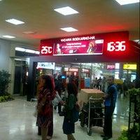Photo taken at Terminal 2 by widha w. on 12/16/2012