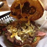 Photo taken at Olive Burger by mahir v. on 9/1/2013