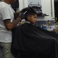 Photo taken at Chop Shop Barbershop Wynwood by Xiomara G. on 12/21/2013