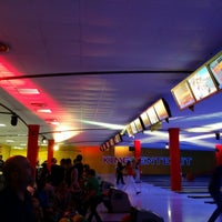 Photo taken at King Center - Go-Kart & Bowling by Alessio C. on 5/10/2014