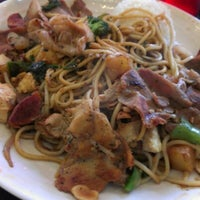 Photo taken at Umami Mongolian Grill by Lauren S. on 10/12/2012