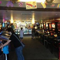 Photo taken at Pinballz Arcade by Paul M. on 7/27/2013