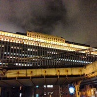 Photo taken at CTA - Merchandise Mart by Tim A. on 2/22/2013