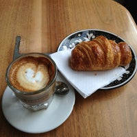 Photo taken at La Colombe Torrefaction by Nathan W. on 3/14/2013