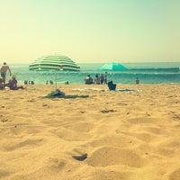 Photo taken at Praia do Norte by Marco O. on 9/2/2013