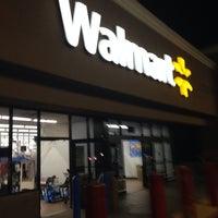Photo taken at Walmart Supercenter by Aaron D. on 4/28/2014