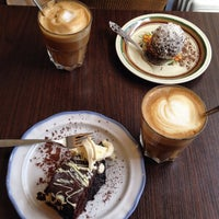 Photo taken at Café Pärlan by May on 9/16/2014