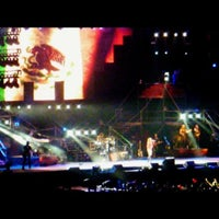 Photo taken at Foro Sol by Perla C. on 7/28/2013
