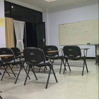 Photo taken at Sekolah Tinggi Ilmu Administrasi - Lembaga Administrasi Negara (STIA LAN) by Iccang H. on 12/18/2013