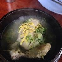 Photo taken at 성너머집 by Amber K. on 7/15/2015