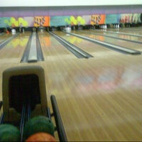 Photo taken at Spincity Bowling Alley by Yunan L. on 1/9/2013
