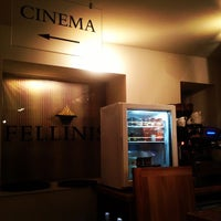 Photo taken at Fellinis Cinema by Malinee P. on 12/30/2012
