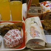 Photo taken at KFC by Yssa P. on 12/16/2013