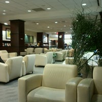 Photo taken at United Club - Terminal E by Jouko A. on 3/12/2013