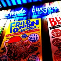 Photo taken at The Burger Map by Rodolpho P. on 10/19/2012